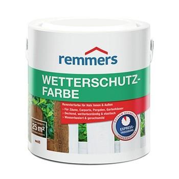 Краска Wetterschutz-Farbe тонкослойная погодостойкая
