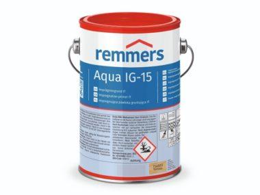 Пропитка Remmers Aqua IG-15 для защиты древесины