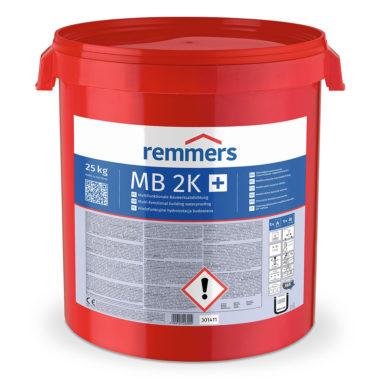 Мастика Remmers mb 2k гидроизоляционная полимерцементная