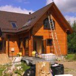 Варианты покрасок загородного дома #2