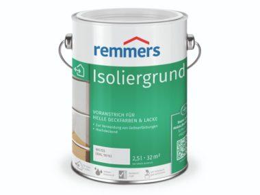 Грунт Isoliergrund изолирующий для древесины
