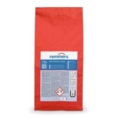 Смесь Remmers Sulfatex WP rapid гидроизоляционная быстрого твердения
